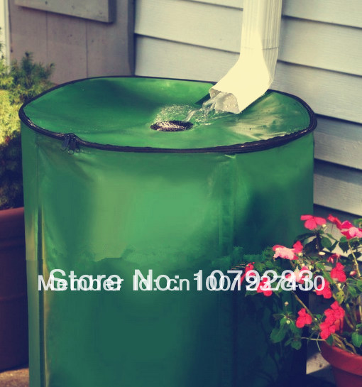 100L (D40*H80cm) Outdoor Buckets Folding RAIN BARREL In Garden Rain  Harvesting Tool In Buckets From Home U0026 Garden On Aliexpress.com | Alibaba  Group