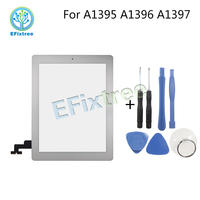 Grade A A1395 A1396 A1397 Touch Screen For IPad 2 9 7 Digitizer Touch Panel Front
