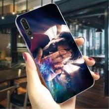 Doctor Strange Hard Cover for Huawei P8 Lite 2017 Print Phone Case for Huawei P Smart 2019 Mate 10 Lite Mate 20 Pro Back shell поло print bar doctor strange