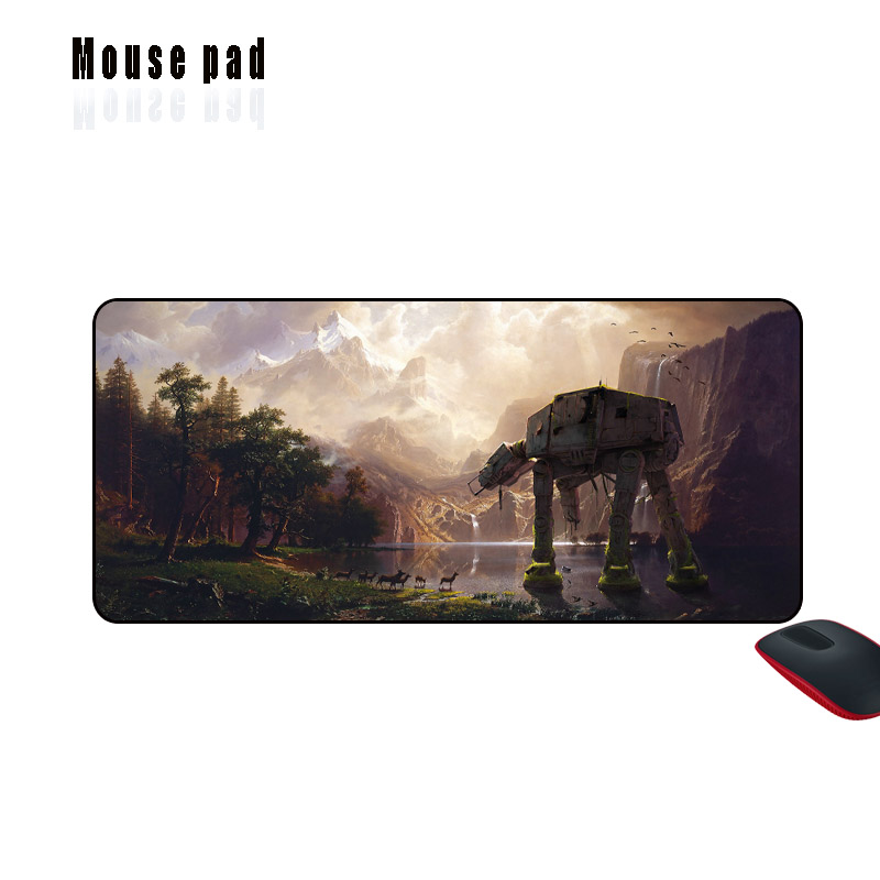 Mairuige Free Shipping Star Wars Mouse Pad To Mouse Notbook Computer Mousepad Best Gaming Padmouse Gamer To Laptop Mouse Mat