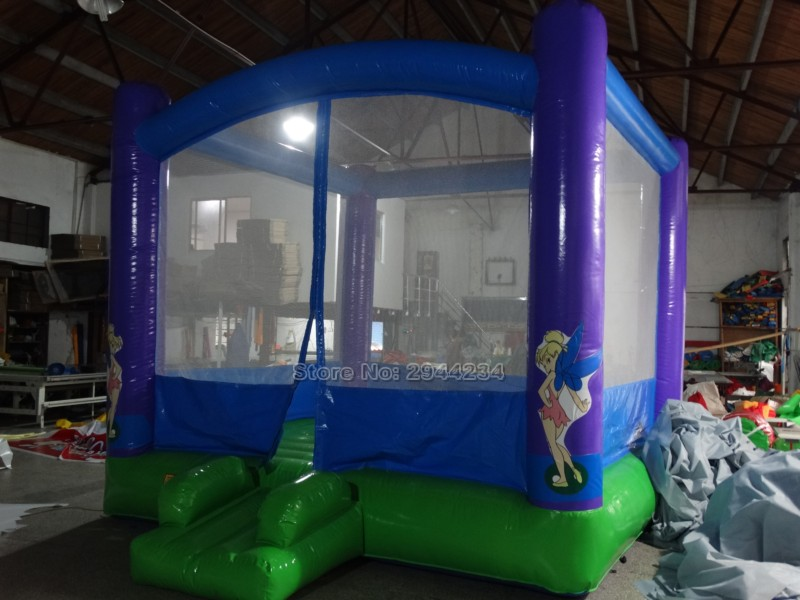 Commercial inflatable bounce house, inflatable bouncer, inflatable bouncy castle for kids inflatable bouncer inflatable castle inflatable slides spongebob castle combinationyly266
