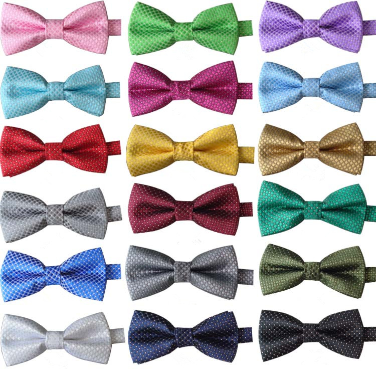 2c9ed1c15ff8 100PC/Lot New Bling Dog Bow Ties Polyester Dog Neckties Adjustable Ties Pet  Accessories