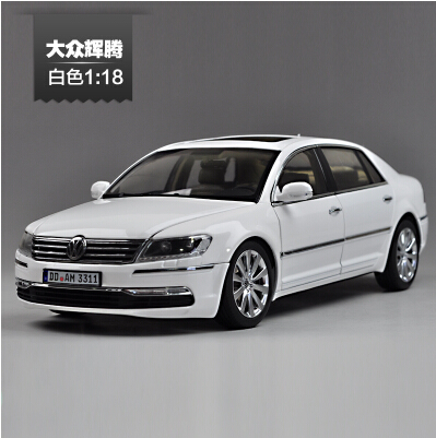 Hot sale Volkswagen Phaeton Welly GTA 1:18 Alloy car models Limousine Birthday gifts Toys Original Fast and Furious  gifts original 1 18 m ni champs 2015 turbo s alloy car models collection
