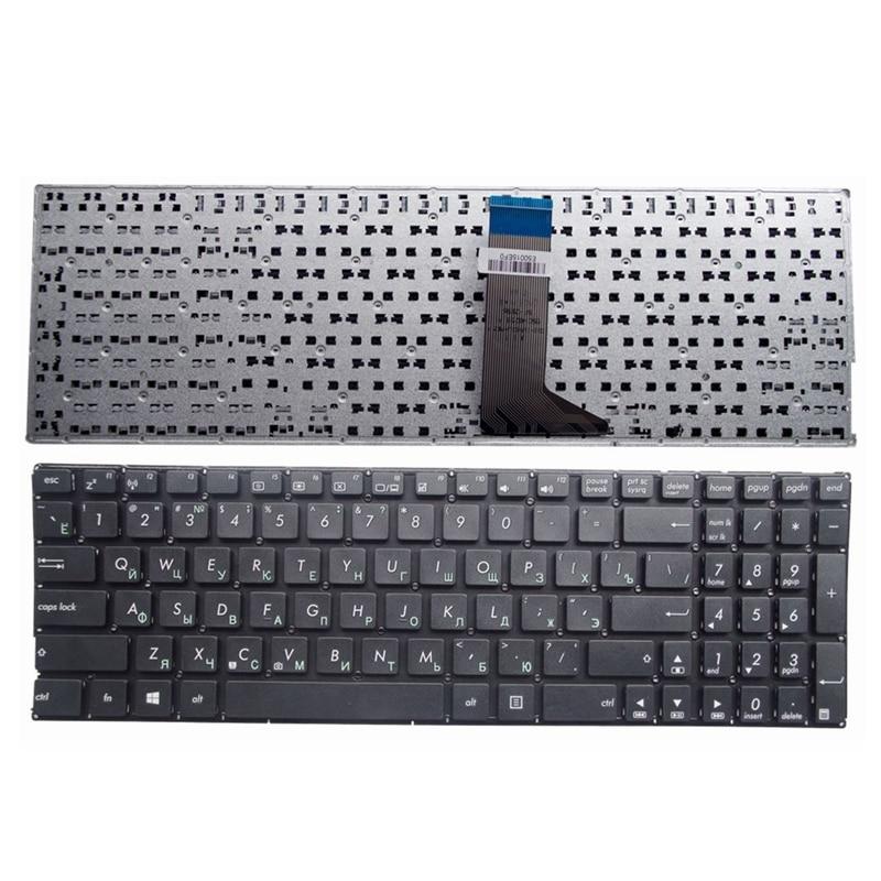 YALUZU New For ASUS X555 X555L X555LA X555LD X555LN X555LP X555LB X555LF X555LI X555U Keyboard RU Russian BLACK