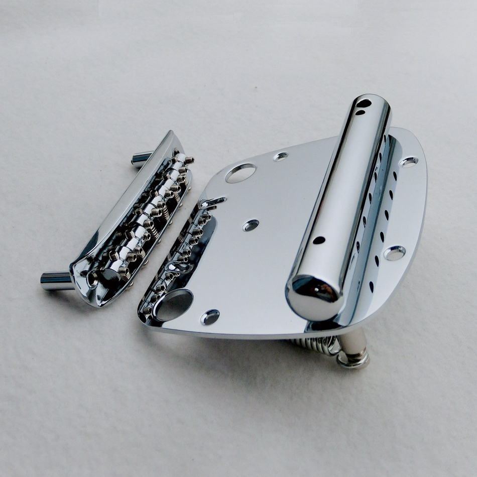 Free Shipping Jazzmaste Chrome 6 String Guitar Tremolo And Bridge Aliexpresscom Buy Wilkinson Covered Vintage Replacement For Mustang Jazzmaster Guitars In Parts Accessories From Sports