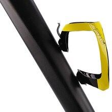 OG-EVKIN карбоновые бутылки для велосипеда титановый сплав легкий Велоспорт MTB карбоновая бутылка для воды клетка оранжевый/желтый велосипедные держатели