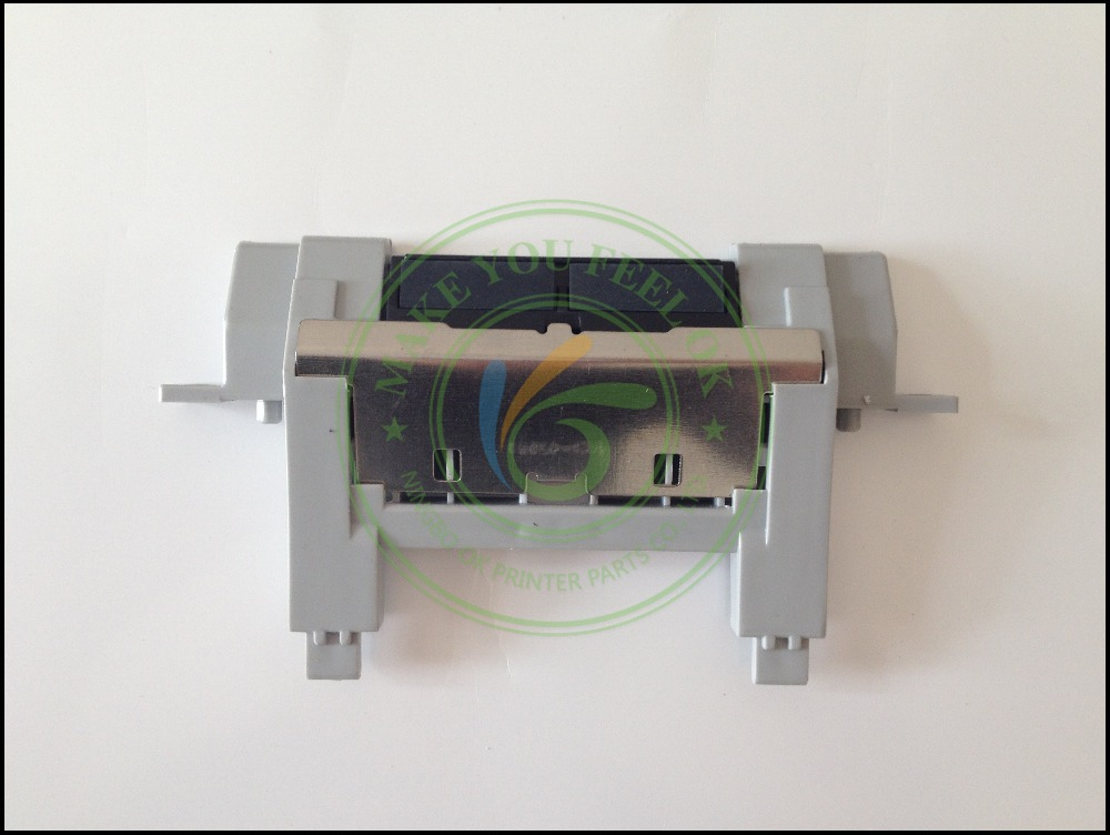 RM1-6303-000CN RM1-6303-000 RM1-6303 Separation Pad Assembly for HP 500MFP M525 P3015 P3015D P3015DN 400 M401DN M425DN M521DN rf5 2886 000 separation pad for printer part 1100 3200