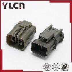 Wysokiej jakości 2Pin do koparek przełącznik ciśnienia wtyczka prędkości temperatura wody złącze 7223-6224-40