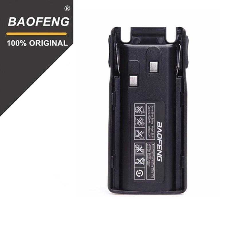 100% D'origine Li-Ion Baofeng UV-82/UV-8D Batterie 2800 mah BL-8 Pour Radio Talkie Walkie UV8D Accessoires Pofung UV82