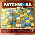 Patchwork Jogo de Tabuleiro Para Dois Jogadores Do Partido Engraçado Jogos Cartões de Papel Chinês/Inglês Versão Frete Grátis