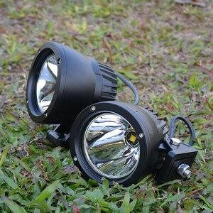 Image 5 - 2Pcs 7 inch 50W Led Arbeit Licht Für 12V 24V AVT Offroad 4x4 Lkw motorrad Scheinwerfer Scheinwerfer Arbeits Fahren Spot Lichter
