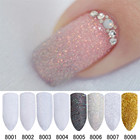 HOT Sale Shiny Laser Holographic Nail Glitter Dust Powder for Nail Art UV Gel Polish Nail Tip Decor Glitter Craft Nail Glitter