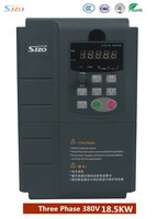 SJZO 511 Series Heavy Load 18.5KW 3Phase 380V Input High Performance Vector Frequency Inverter For Motor Protection VFD AC Drive