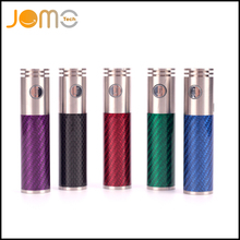 JomoTech Carbon Fiber Electronic Cigarette Battery 3000mah Lithium Battery Stalinite Royal 100w Battery Fit RBA RDA RTA Jomo-131