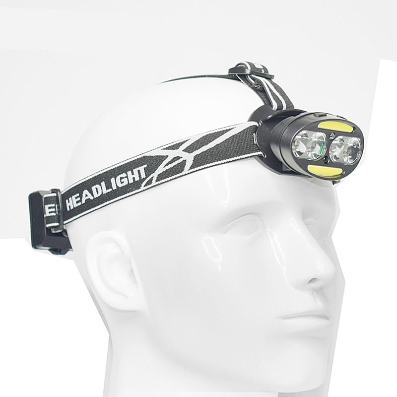4*T6 Flashlight discount Sensor 14