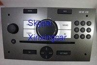 Бесплатная DHL CD плеер автомобиля для OPEL CD40USB CD40USB комплект VIN себя