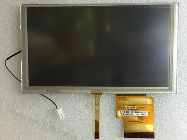 Videospiele 6,2 Zoll Tft Hsd062idw1 Hsd062idw1 A00 Mit Touch Panel 800*480 Led Blacklight Für Gps Tft Lcd-bildschirm Mit Touchscreen GüNstige VerkäUfe