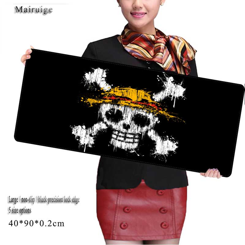 Mairuige Anime One Piece Mouse Pad 700x300x2mm Pad To Mouse Notbook Computer Mou