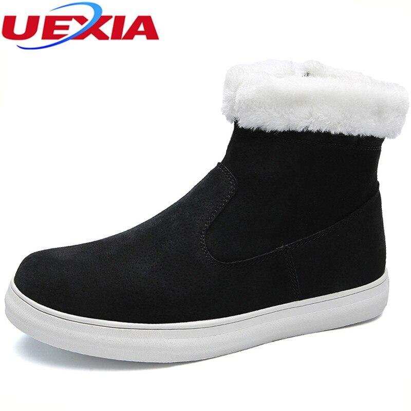 UEXIA Luxury Soft font b Men b font Casual font b Shoes b font font b