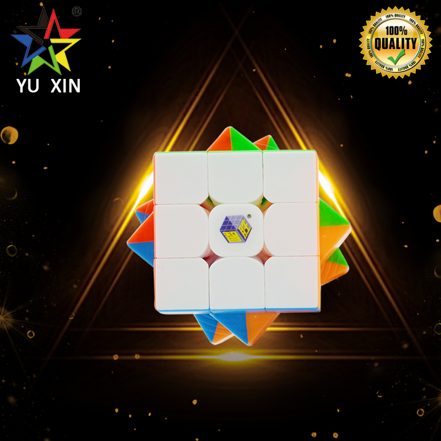 2019-yuxin-mini-magic-cube-professional-3x3x3-competition-55mm-magic-speed-cube-twist-puzzle-toys-for-children-gift-speed-cubes