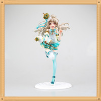 Love Live Minami Kotori Action Figure 1/7 scale painted figure Snowman Ver. Minami Kotori Doll PVC ACGN figure Brinquedos Anime