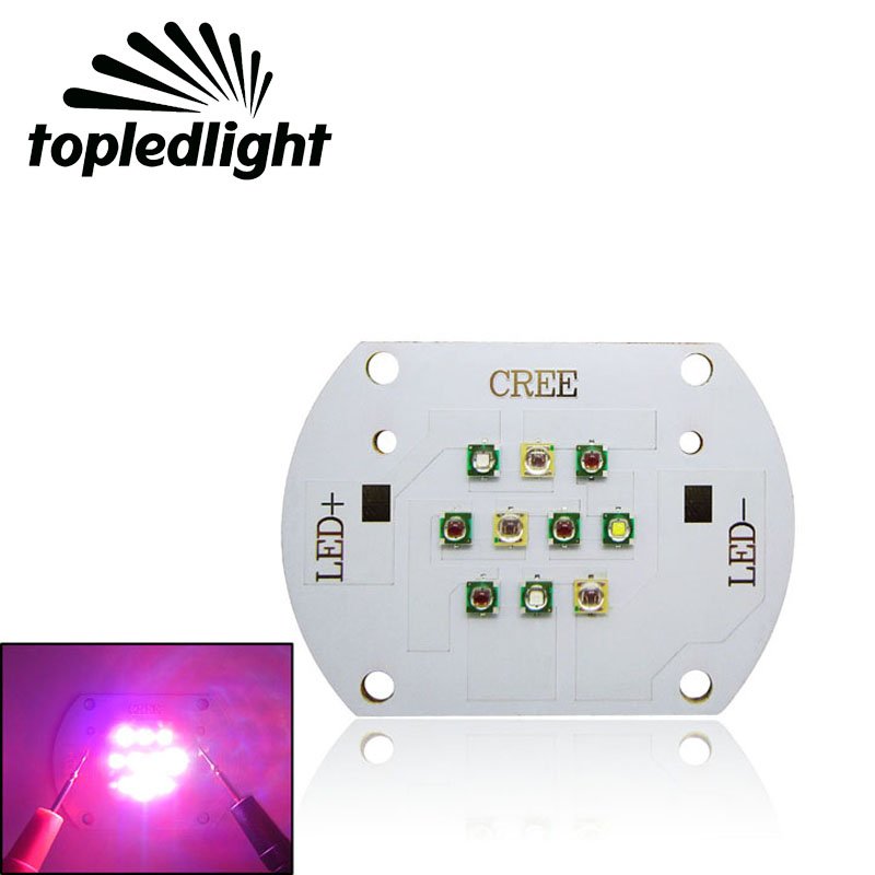 30W Cree XPE XP-E 450nm Royal Blue 470nm Blue 620nm Red 6000K White EPILEDS 660NM Red Led Emitter Plant Flower Grow Lamp Light термокружка ruges веда k 30 red