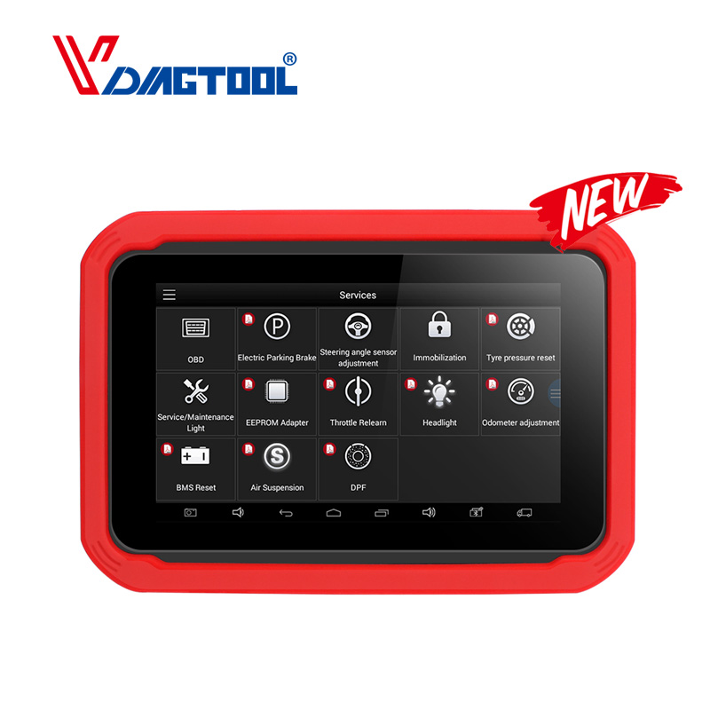 Original XTOOL X100 PAD Same Function as X300 X100 Pad Auto Key Programmer With Update Online