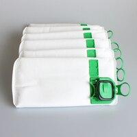 6pcs Lot Dust Filter Bag Replacement For VK140 VK150 Vorwerk Garbage Bags FP140 Bo Rate Kobold