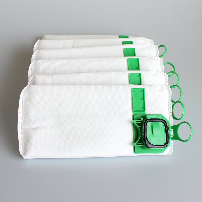 6 Bags for Vorwerk Kobold VK140 VK150 Vacuum Cleaner
