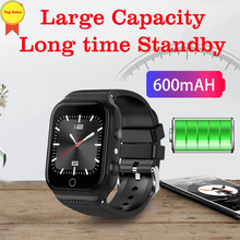 For men business 3G Smart Watch GPS WIFI Android 5.1 OS MTK6580 Bluetooth 4.0 600mAh battery long standby phone Smart Watch gift цена 2017