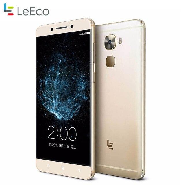 Original Letv Le Pro 3 LeEco Le Pro3 Snapdragon 821 Quad Core Mobile Phone X720 6GB RAM 64GB ROM Fingerprint ID 4070mAh Battery