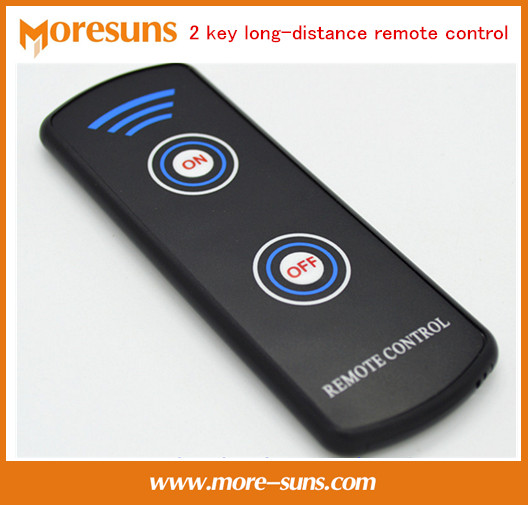 Free Ship10PCS 2 Key Long-distance Remote Control/above15M Ultra-thin Infrared Remote Control/1-24 Keys Can Be Customized