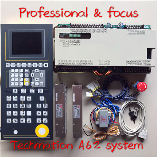 Original& New Techmation A62 A63 Control System For Injection Molding Machine, Haitian Machine PLC ( Freight Negotiate)