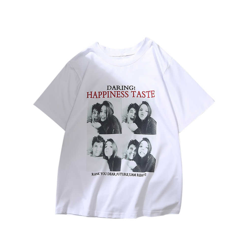 2019 ฤดูร้อน t เสื้อผู้หญิง harajuku tshirt แขนสั้น top plus ขนาด camiseta mujer poleras mujer haut femme koszulki damskie