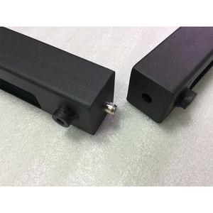 Image 3 - 500X500mm P 3,91 P 4,81mm led anzeige hängen bar druckguss aluminium hängen strahl