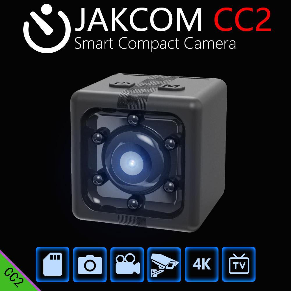 JAKCOM CC2 Smart Fotocamera Compatta come Mini Videocamere in montre connectee gafas camara espia policia