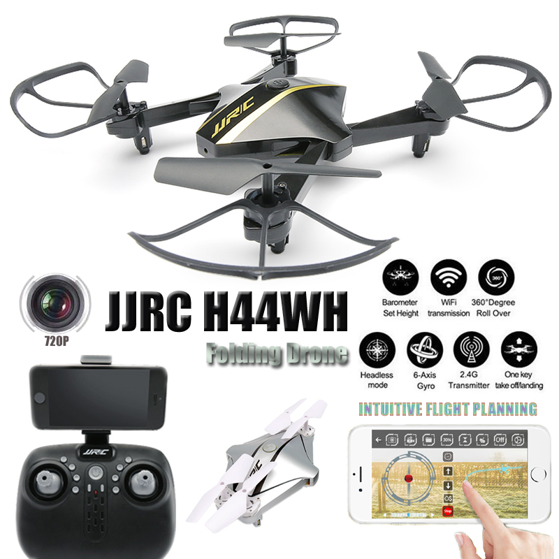 JJRC H44WH Mini Quadrocopter Drone With Camera HD 720P Selfie Dron FPV Quadcopter Headless Remote Control Helicopter RC Toys