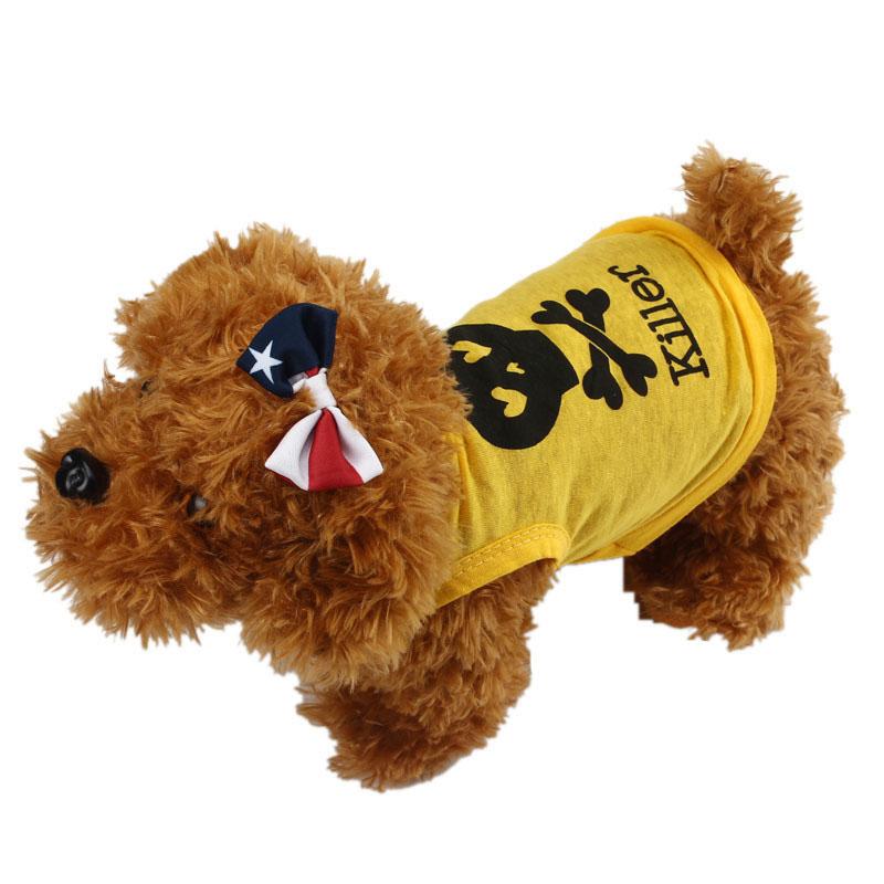 Drop-Shipping-100-New-Summer-Stylish-Skull-Print-Cute-Small-Pet-Dog-Clothes-Cotton-Sportwear-Vest (1)