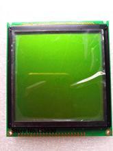 128x128 wyświetlacz lcd T6963 kontroler 128*128 podświetlenie LED 22P KS3500 KS3600 AT G128128B żółty do wtrysku maszyna do formowania