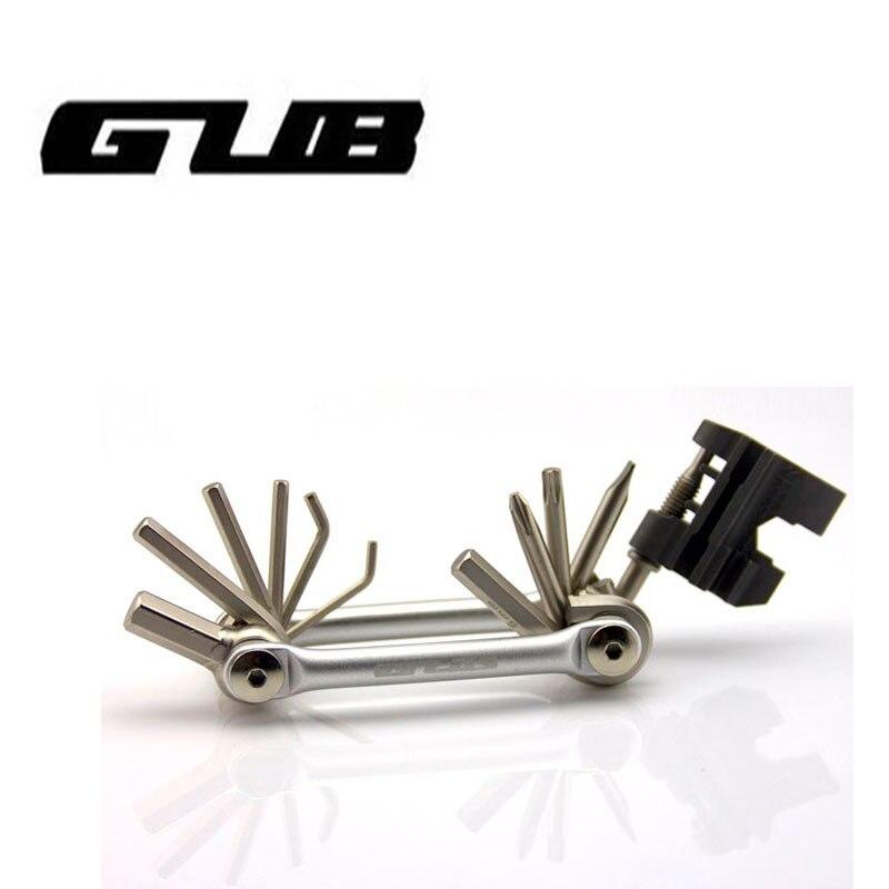 GUB hin-181 мини ремонт Карманный складной инструмент 18 в Велосипедный Спорт Маутейн дорожный велосипед Инструменты комплект Велоспорт multi Инст... ...
