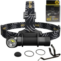 SALE NITECORE HC33 Headlamp 1800 Lumens CREE XHP35 HD LED Waterproof Flashlight For Outdoor Camping Travel
