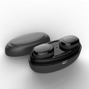 T12 TWS 4.2 or 5.0 wireless earphones/bluetooth earphones with microphone wireless headphones with charging box wireless earbuds