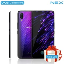 Mobile Phone Ultra FullView Display vivo NEX S 8GB 128GB Snapdragon 845 Elevating Camera HiFi  in stock 4000mAh Unlock cellphone