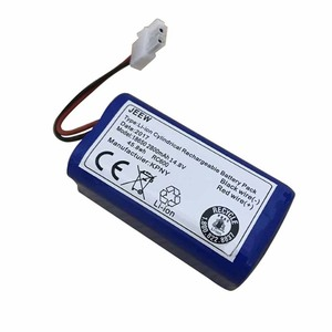Image 2 - 14.8V 2800mAh robot Vacuum Cleaner Battery Pack replacement for chuwi ilife v7 V7S Pro Robotic Sweeper 1PCS