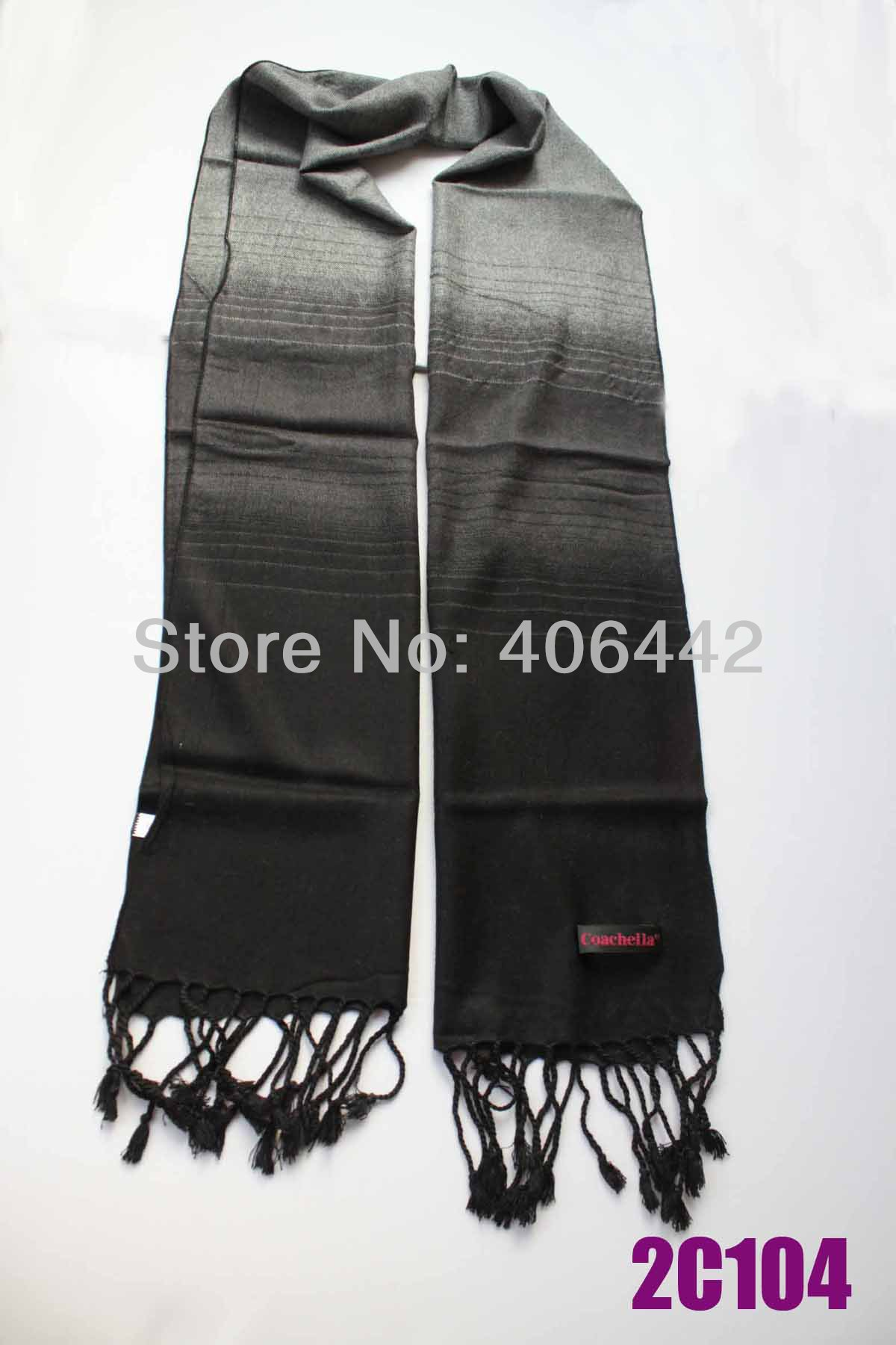 Popular Grey Black Scarfs-Buy Cheap Grey Black Scarfs lots from ...