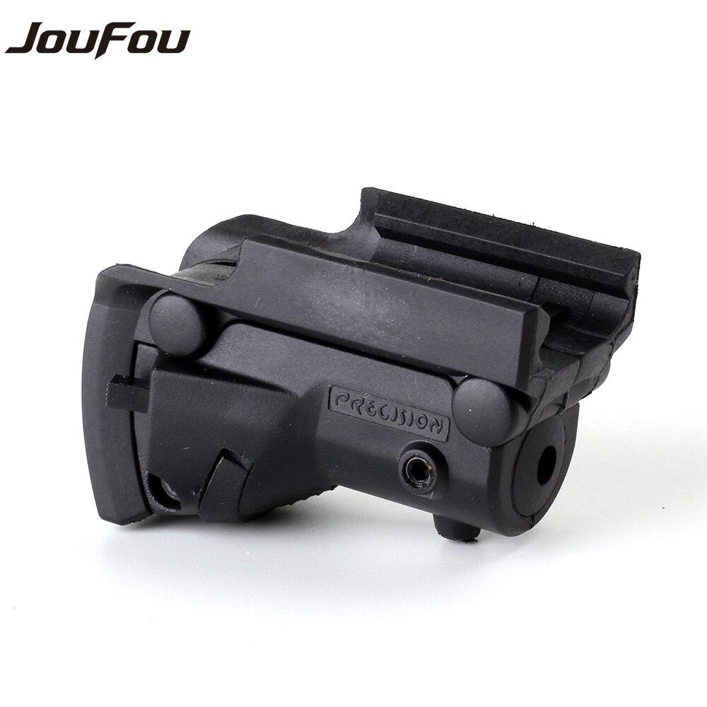 JouFou Chasse Accessoires Tactique 5 mw Red Dot Viseurs Laser pour Glock 19  23 22 17