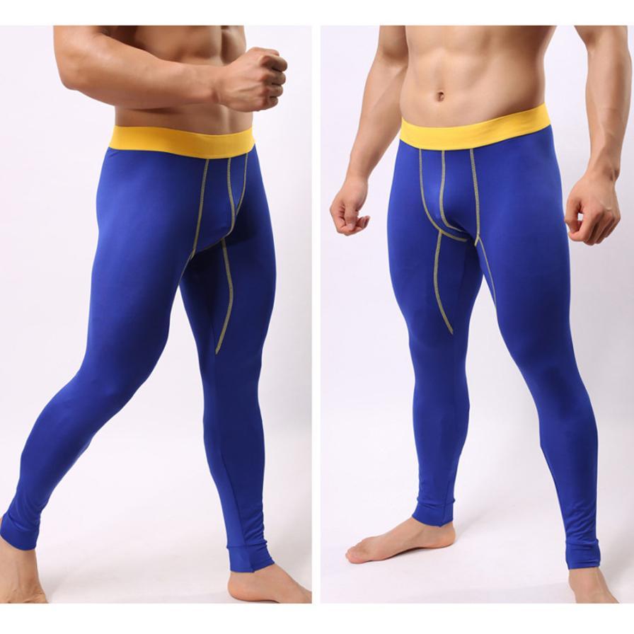 Baselayer Pants Cotton Legging For Men  1