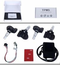 Universal Hotaudio Dasaita incorporado TPMS Sistema de Monitoreo de Presión de Neumático de Coche Del Neumático de Coche herramienta de Diagnóstico con el Mini Sensor de Interior