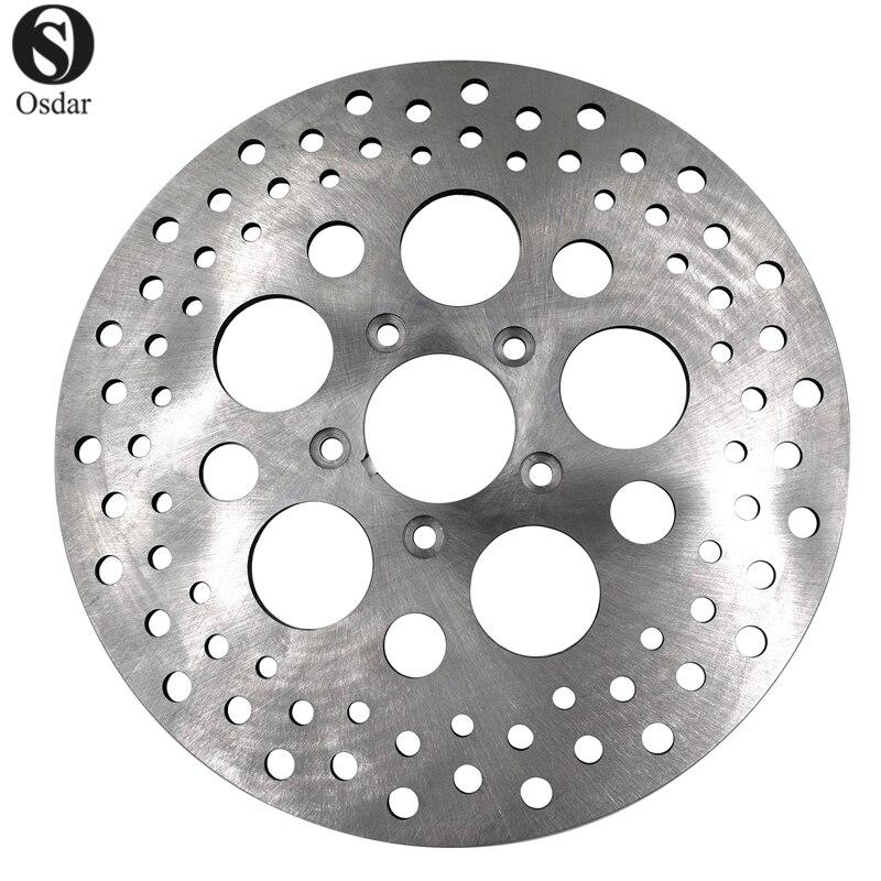 Moto Brake Disc Rotor 11.5 For Harley XLH 883 00-03 FXSTDI 01-04 FXSTD 00-02 FXSTBI 04-06 FXST 00-03 FXDX/ FXDWG/ FXDL 99-03