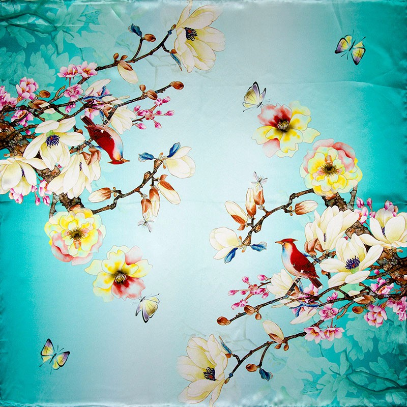 66cm-silk-scarf-09-flower-butterfly-bird-1